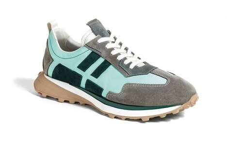 Marine Plastic Sneakers
