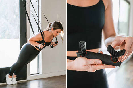 Highly Portable Workout Kits