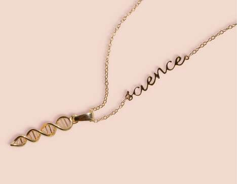 Empowering Science Necklaces