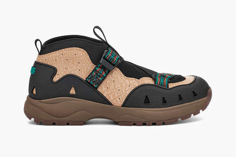 Water-Ready Hiking Shoes
