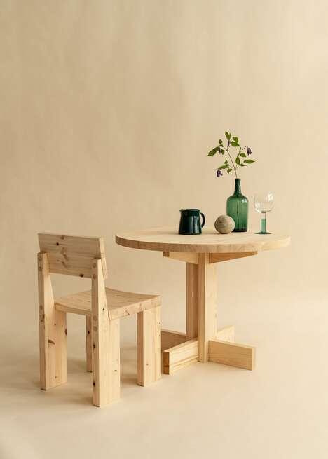 Finnish Pine Home Decor