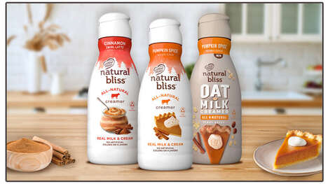 Baked Good-Flavored Coffee Creamers