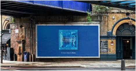 Post-Pandemic Condom Ads