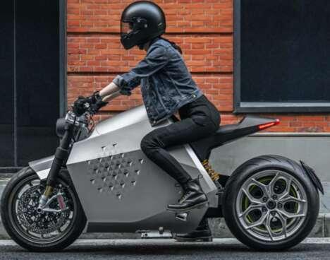 Self-Balancing Electric Motorbikes