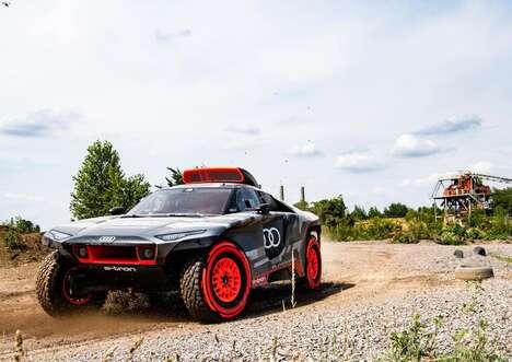 Epochal Electric Rally Cars