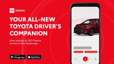 Speech-Detecting Driver Manuals