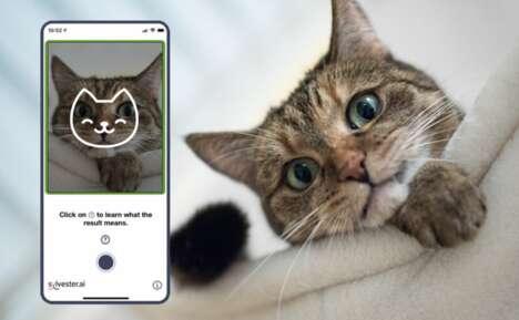Face-Reading Feline Apps