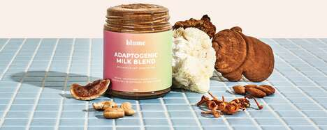 Adaptogenic Milk Blends