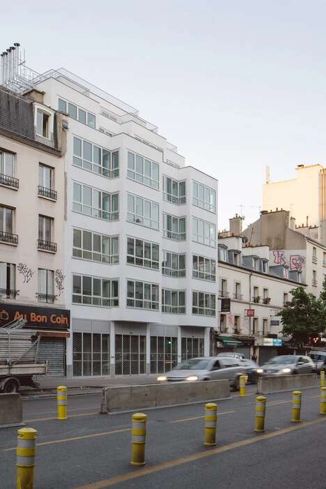 Bio-Based Mixed-Use Buildings
