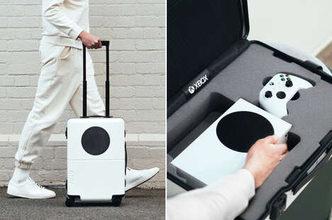 Video Game Console Suitcases