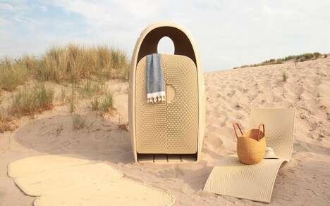 3D-Printed Marine Plastic Furniture