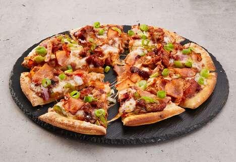 Artisan-Style QSR Pizzas