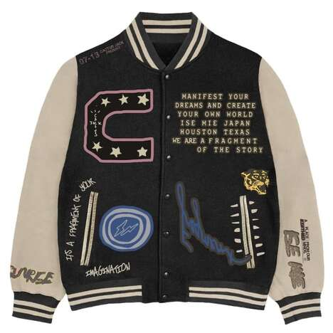 Rapper-Designed Clothing Collections
