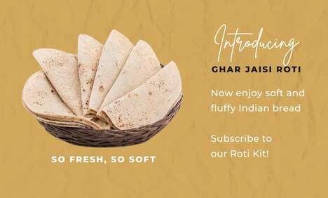 Convenient Roti Subscriptions