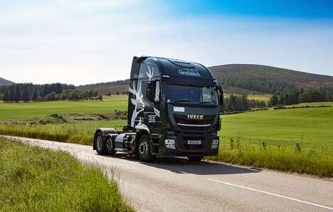 Whisky Powered Trucks