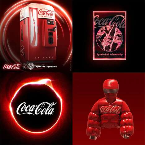 Collectible Soda Brand NFTs