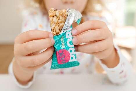 Low-Sugar Probiotic Bars