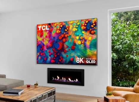 Affordable 8K Smart TVs