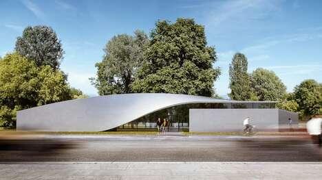Innovative Carbon Concrete Buildings