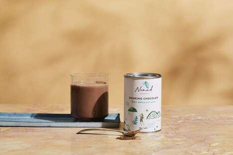 Vegan-Friendly Hot Chocolates
