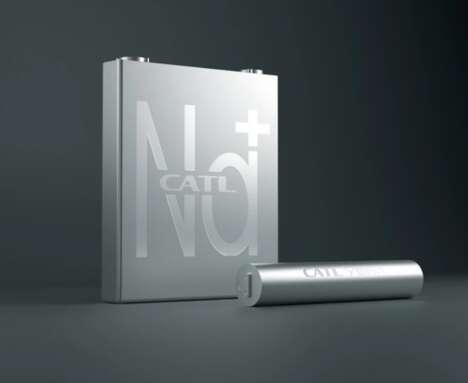 Salty Sodium-Ion Batteries