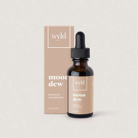 Plant-Powered Hydrating Serums