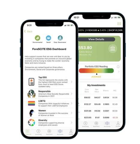 Eco-Conscious Investing Platforms