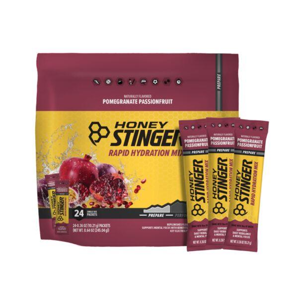 Honey-Powered Hydration Mixes