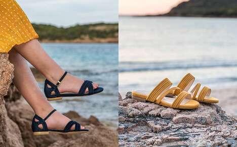 Stylish Waste-Reducing Footwear