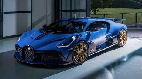 Bespoke Luxury Supercars