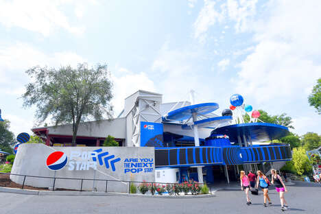 Branded Experiential Pop Ups