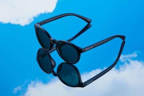 Scenery-Watching Eyewear Collections