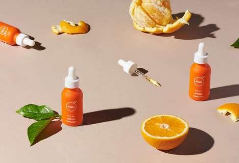 Orange-Derived CBD Oils
