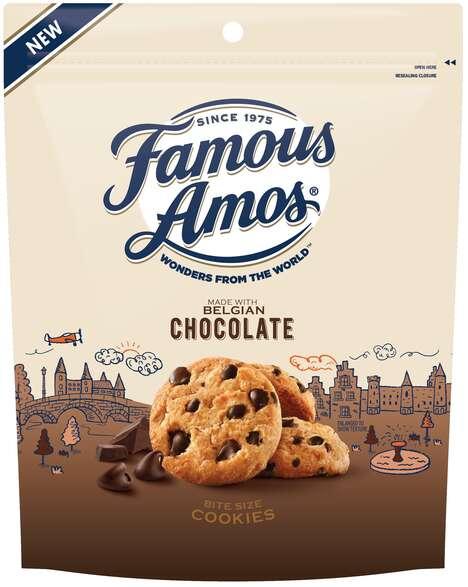 Internationally Inspired Cookies