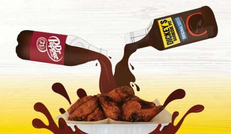 Soda-Infused Barbecue Sauces