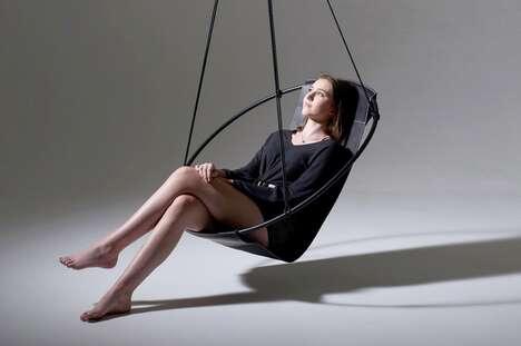 Minimalist Hanging Seat Designs
