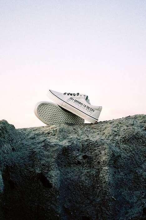 Berlin-Inspired Skate Footwear