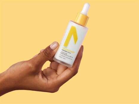 Acne-Safe Sunscreen Serums