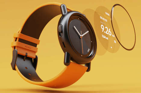 Connected Screen-Topped Timepieces
