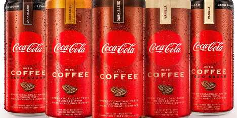 Coffee-Infused Cola