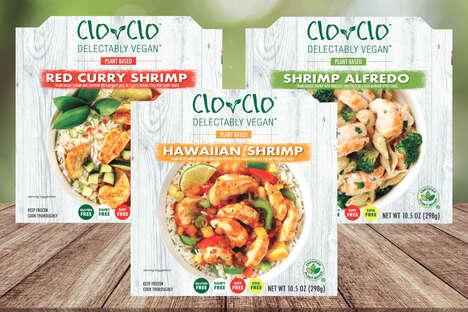 Plant-Based Shrimp Bowls