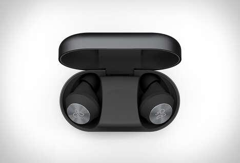 Luxury Wireless ANC Earbuds