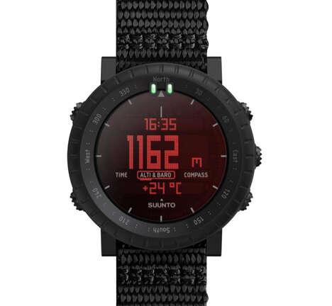Extreme Activity Smartwatches