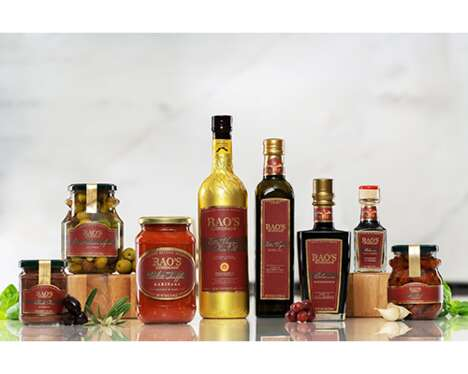 Limited-Edition Italian Food Products