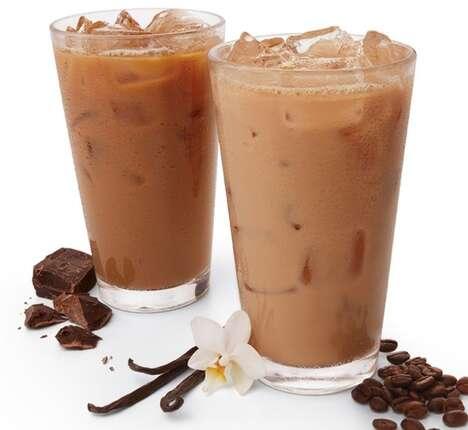 Premium Cold Brew Coffees