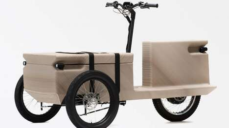 3D-Printed Electric Tricycles
