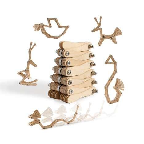Sensory-Focused Wooden Toys