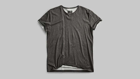 Pollution-Absorbing T-Shirts