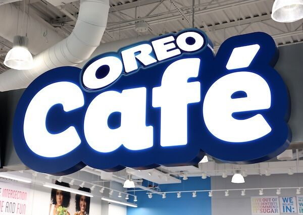 Exclusive Cookie Brand Cafes