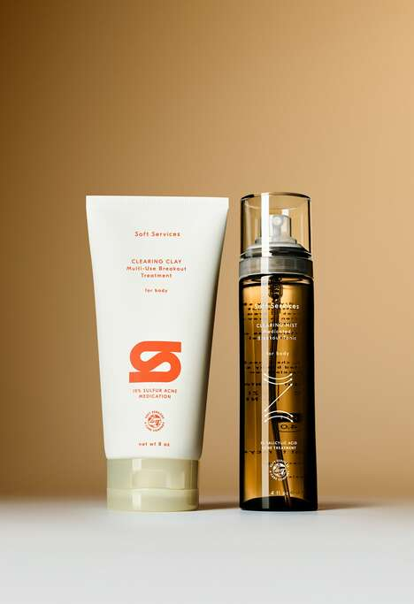 Acne-Clearing Body Care Duos
